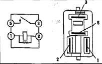 Реле топливного насоса и главное реле системы впрыска 1NZ-FE, 2NZ-FE, 1ZZ-FE, 2ZZ-GE