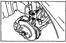 Регулировка развала передних колес