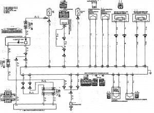 Схема 17: Система SRS (хэтчбек)
