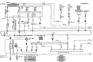 Схема 2.3: Система управления двигателем (модели с двигателем 2NZ-FE) (часть 3)
