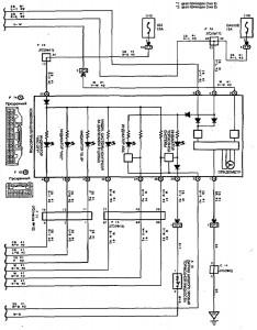 Схема 23.3: Система курсовой устойчивости (часть 3)