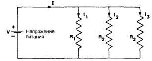 Что такое параллельное соединение?