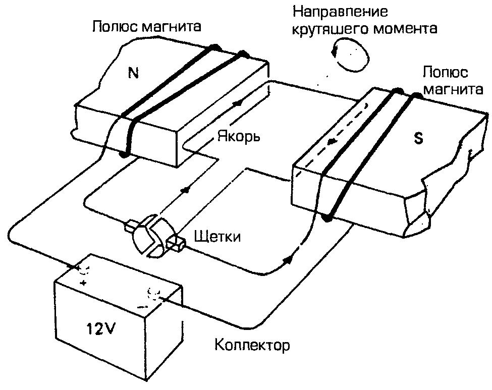 Схема подключения обмотки статора болгарки
