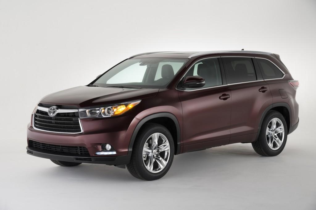 Toyota Highlander – японское качество для российских дорог