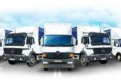 Достоинства аренды грузовиков
