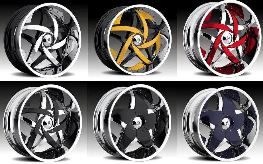 Автомобильные диски фото2