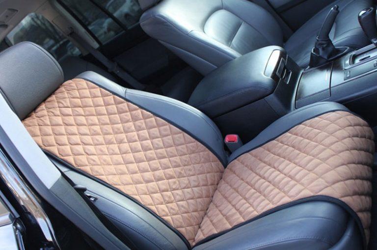 Как защитить обивку сидений в машине