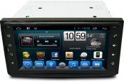 Штатная магнитола для Toyota Hilux на операционной системе Android 6.0