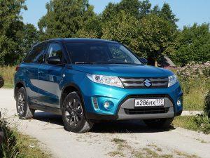 Какой тюнинг подойдет для Suzuki Vitara?