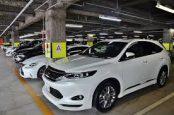 Японские подержанные автомобили