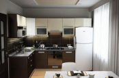 Выбор кухонных гарнитуров