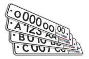 Особенности изготовления дубликатов номерных знаков