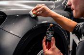 Нанесение керамики на автомобиль