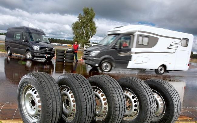 Шины для микроавтобусов: делаем правильный выбор