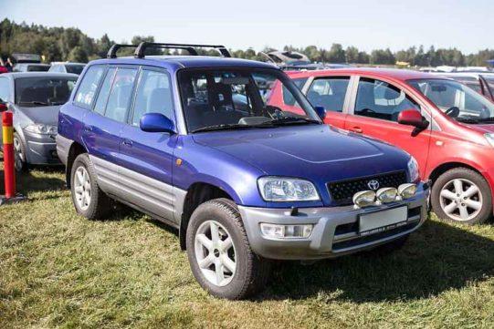 RAV 4 XA10