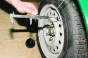 развал схождение на задних колесах