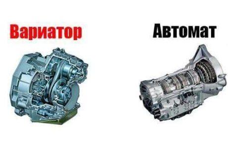Вариатор и автомат