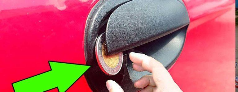 Как открыть Тойота Королла без ключа