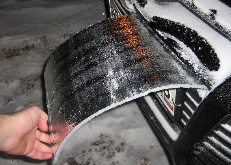 Утепление авто зимой. Инструкция, способы и материалы