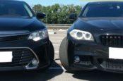 Тойота и БМВ - что лучше?