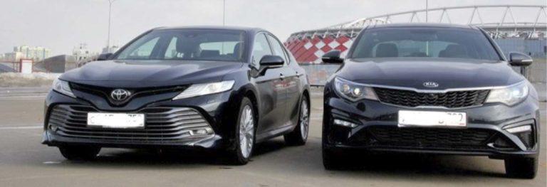 Киа Рио или Тойота Королла. Какой автомобиль лучше?