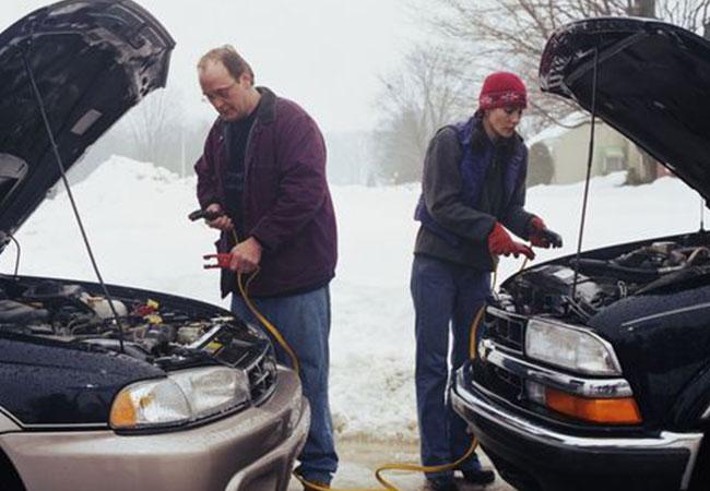 Чем и как прогревать двигатель в мороз