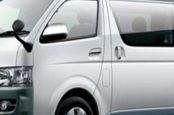 Тойота Grand Hiace - динамичный виток семейного древа