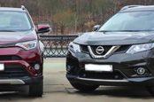 Сходства и различия - Тойота и Ниссан