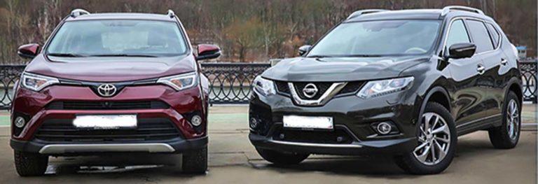 Сходства и различия – Тойота и Ниссан