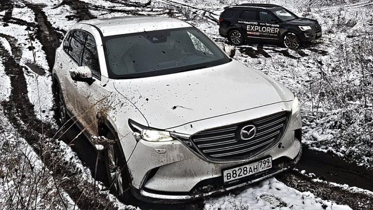 Экспертный анализ навигации Форд Эксплорер