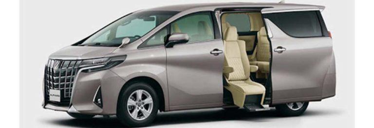 Новая Toyota Alphard – салон мечты и дизайн будущего