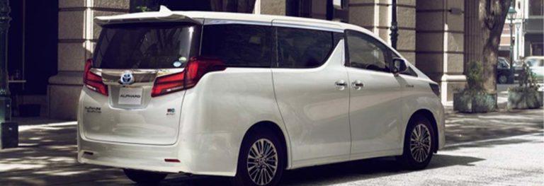 Гибридная установка Toyota Alphard. Особенности двигателя