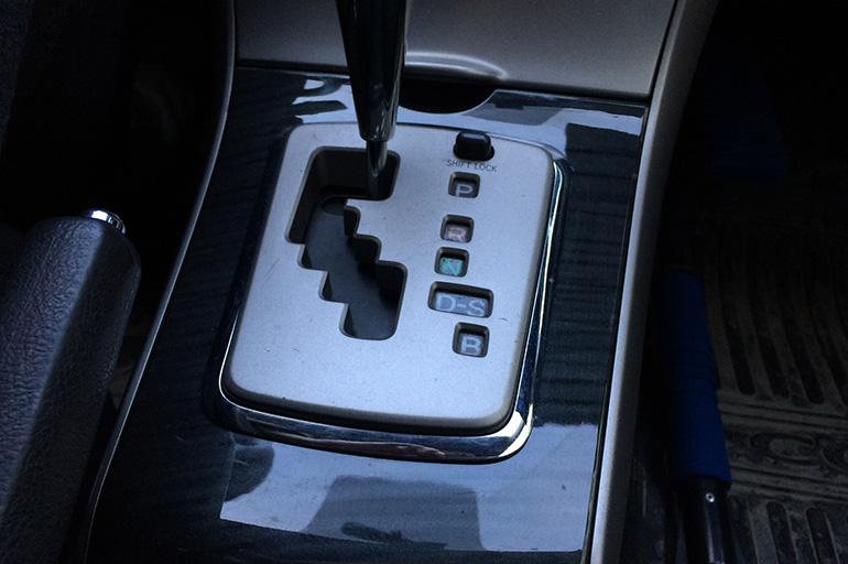 Коробка передач Toyota Corolla