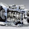 Последовательность сборки автоматической и механической коробок передач