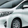 Охлаждение ВВБ Toyota Alphard