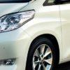Как разобрать дверные карты Toyota Alphard