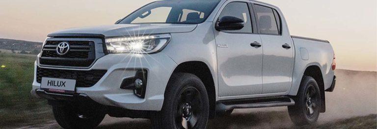 Пневмоподвеска на Toyota Hilux 8: как установить и продиагностировать своими силами?