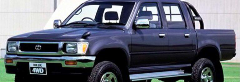 Правильная и самостоятельная замена охлаждающей жидкости на автомобилях Toyota Hilux
