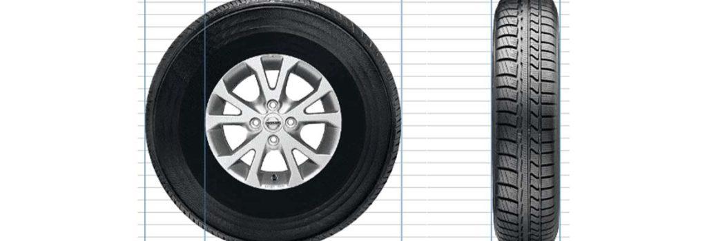 Размер колес Хайлюкс