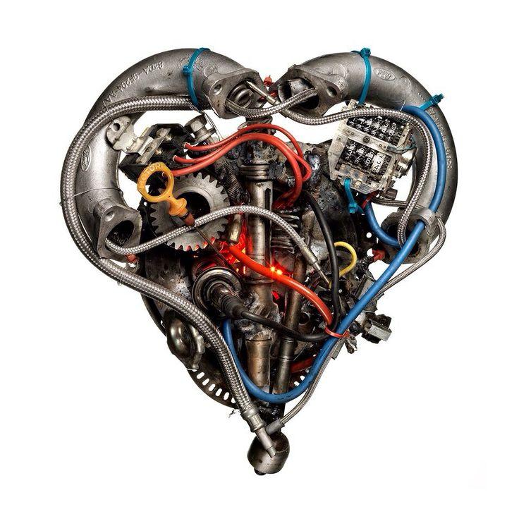 Двигатель — сердце машины