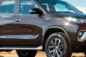 Новый салон и другие изменения модельного ряда Тойота Фортунер 2020