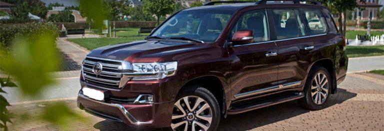 Мигает ошибка 4lo на Toyota Land Cruiser 200: причины