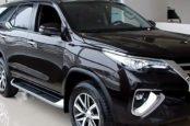 Бензин или дизель: какой Тойота Фортунер лучше выбрать