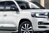 Новый Тойота Ленд Крузер 300: фото и характеристики