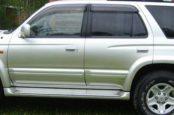 Автомобиль Hilux Surf: годы производства и основные характеристики моделей