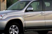 Каким должен быть расход топлива у Land Cruiser Prado 120