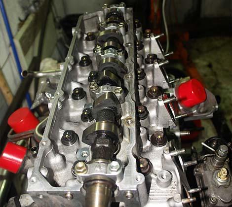 Неполадки мотора