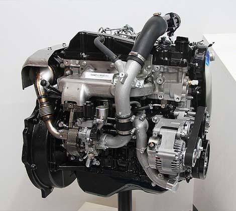 Двигатель для Прадо