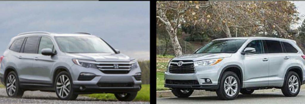 Хонда против Тойота