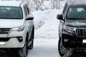 Как выбрать внедорожник и что лучше - Тойота Ленд Крузер Прадо или Тойота Фортунер